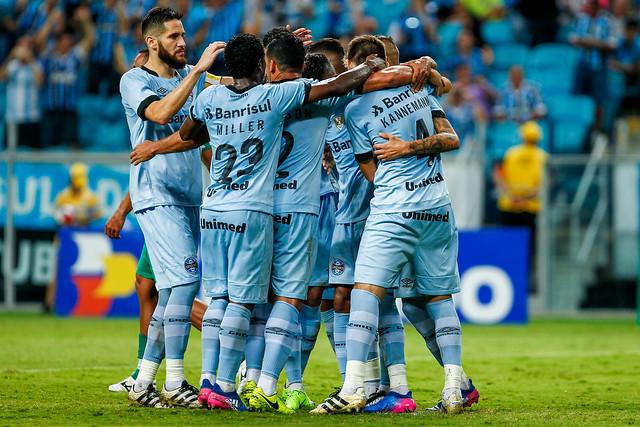Grêmio x Juventude 25/03/17