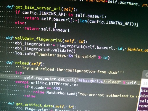 some random python code | by salimfadhley