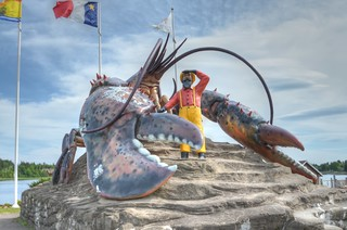 Shediac Lobster | by Stephen Downes