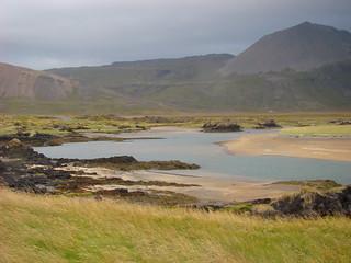 011 Wandeling bij hotel Búðir