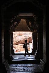 Cave 3. Through the windows