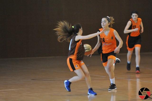Infantil femení & CE Xamba Vilafranca