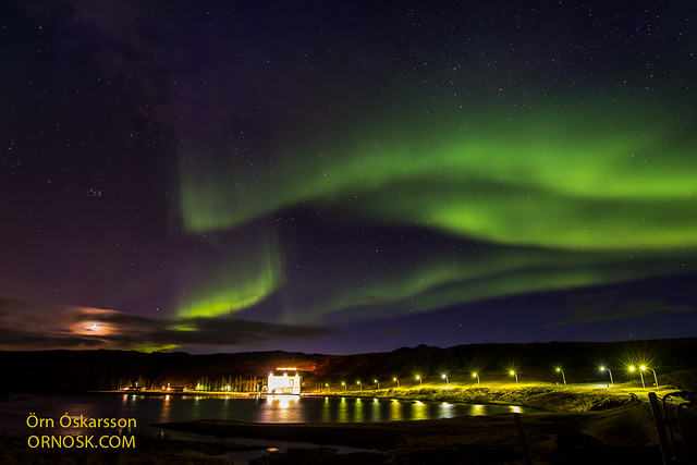 Norðurlós og Steingrímsstöð