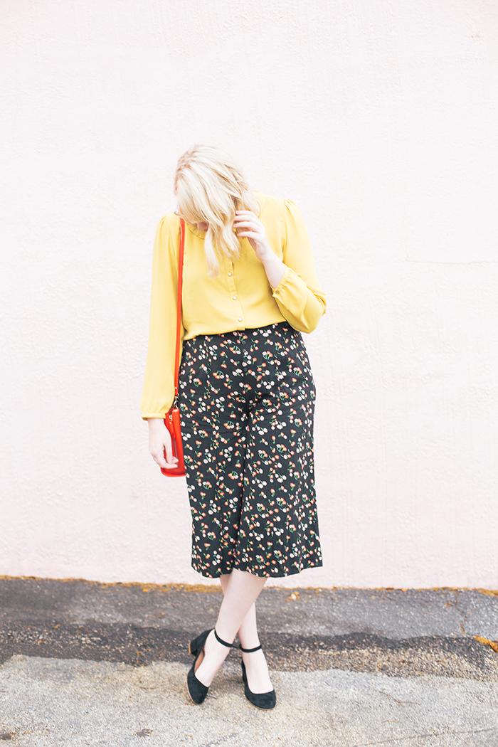 austin fashion blog modcloth culottes2