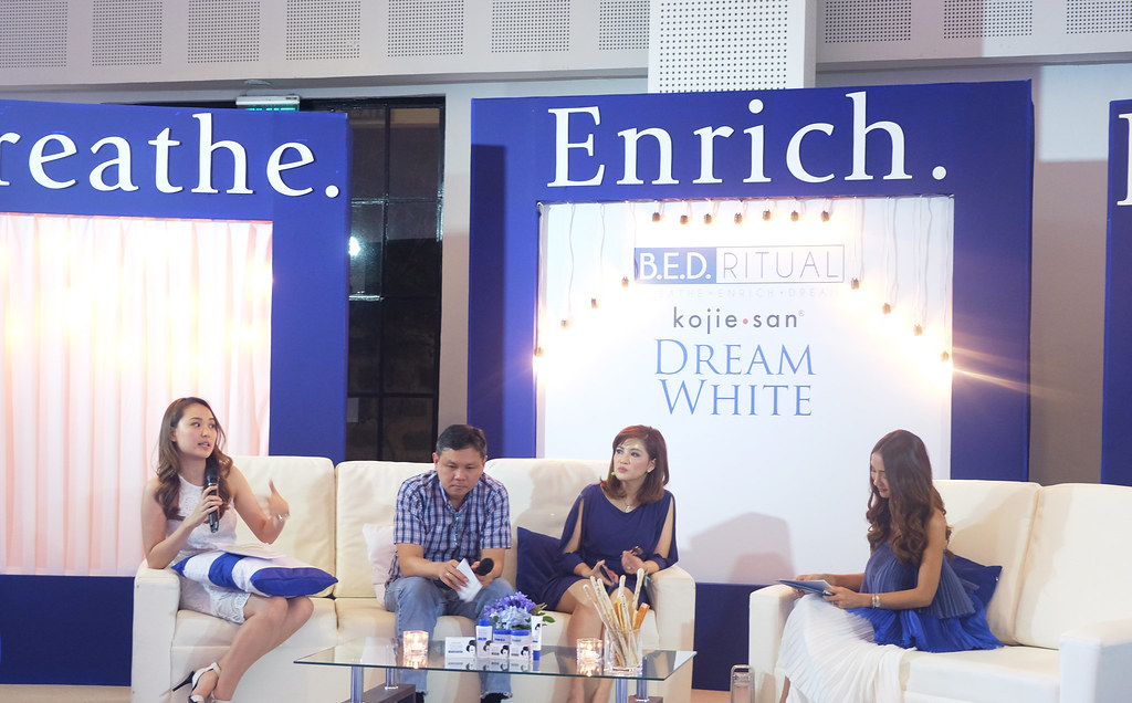 Patty Villegas - The Lifestyle Wanderer - Kojie San - Dream White - Anti Aging Line -17