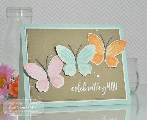 Taylored Expressions: Celebration Butterflies
