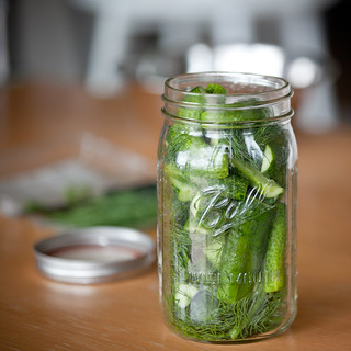 Making Pickles | by GardenBluesPhotography