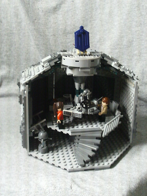 Lego Doctor Who Flickr