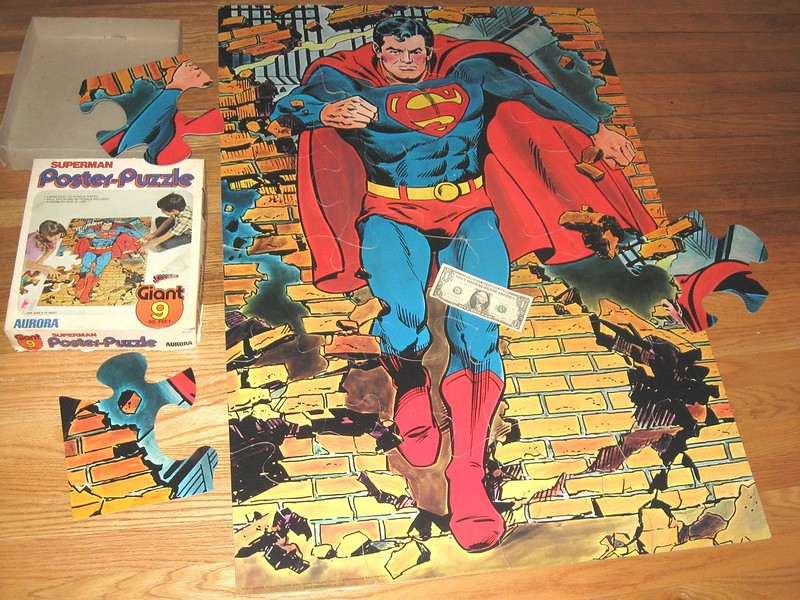 superman_posterpuzzle