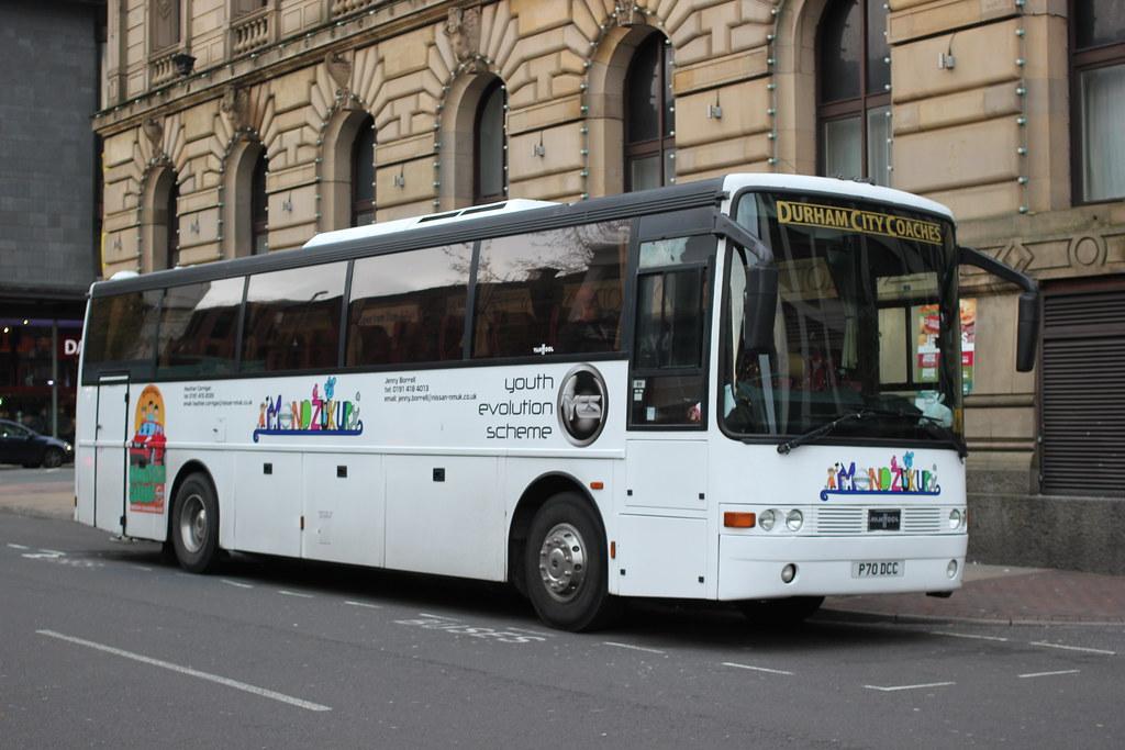 Durham City Coaches Ltd Brandon Co Durham P70dcc Flickr