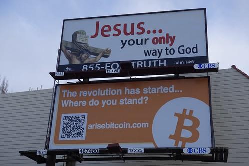 Copper Bitcoin Commemorative