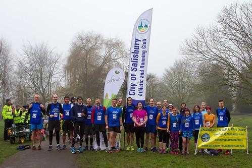 Salisbury parkrun Event#92 – 18th February 2016 | Salisbury