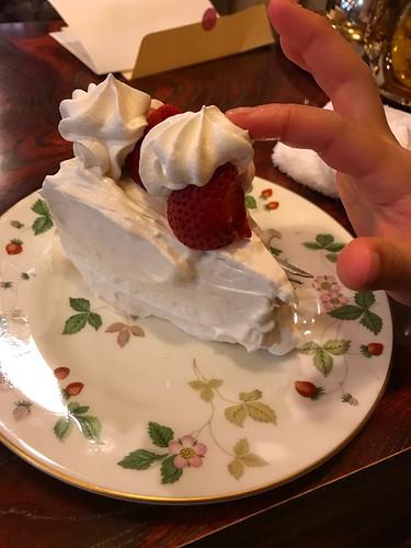 ショートケーキ ダブルいちごスペシャル
