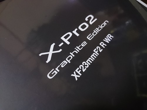 FUJIFILM X-Pro2 Graphite Edition | by kenchinn