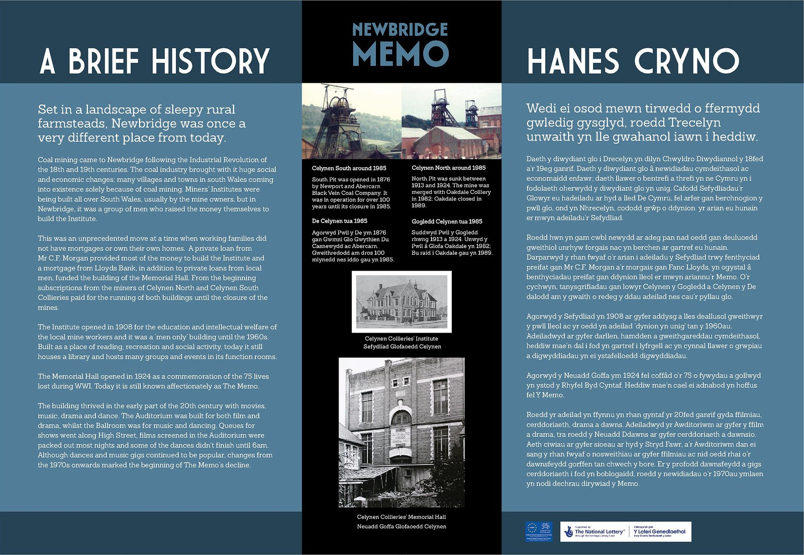 Heritage Interpretation Boards