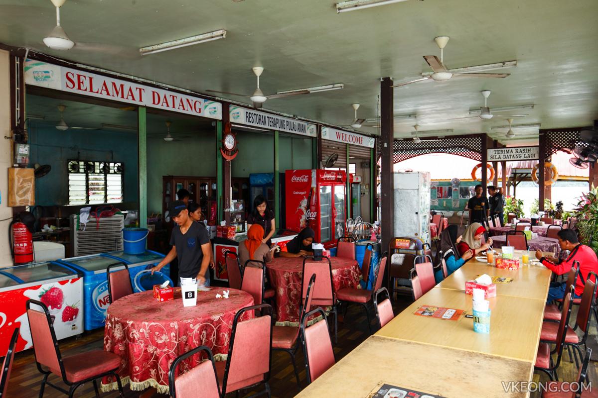 Restoran Terapung Pulau Pinang