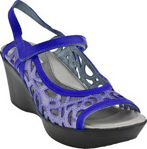 392ec0b3e557 ... Naot Deluxe SkyCobalt Blue Patent Leather Womens