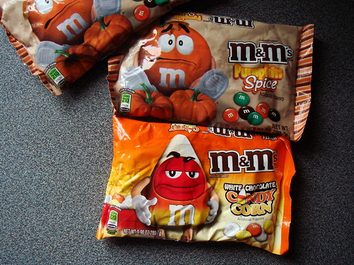 Halloween Limited Edition M&Ms | by ComeUndone