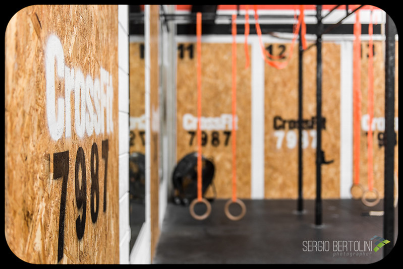 CrossFit 7987: the Box