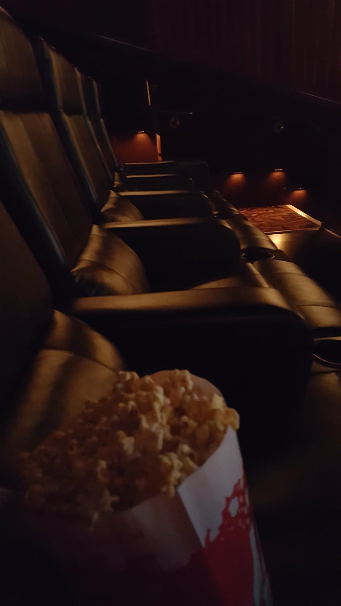 Cinemark seats