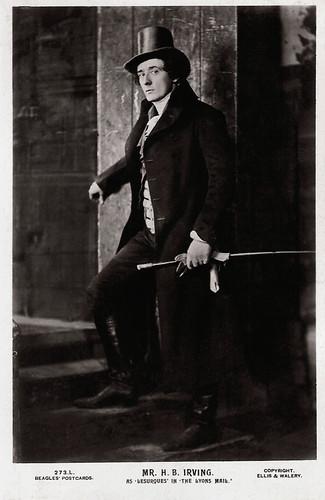H.B. Irving