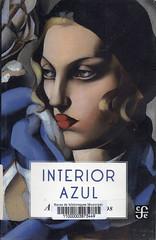 Anna R Ximenos, Interior azul