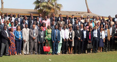 Regional preparatory meeting for the 2017 COPs for the African region, Dakar, Senegal - March 14-16 2017