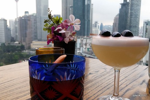 Mezcal Cocktail & Pisco Sour