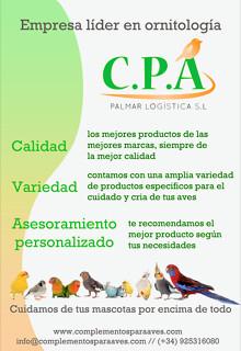 Nuevo patrocinador: Complementos para aves