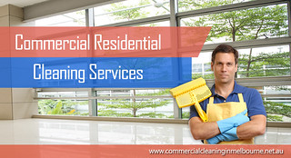 Commercial Residential Cleaning Services | by OfficeCleaningnearMe