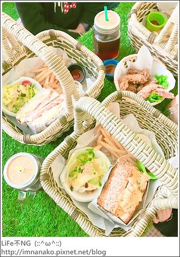 曲尼公園-野餐早午餐