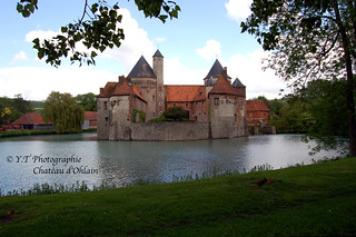 Chateau d'Ohlain | by YannTelle