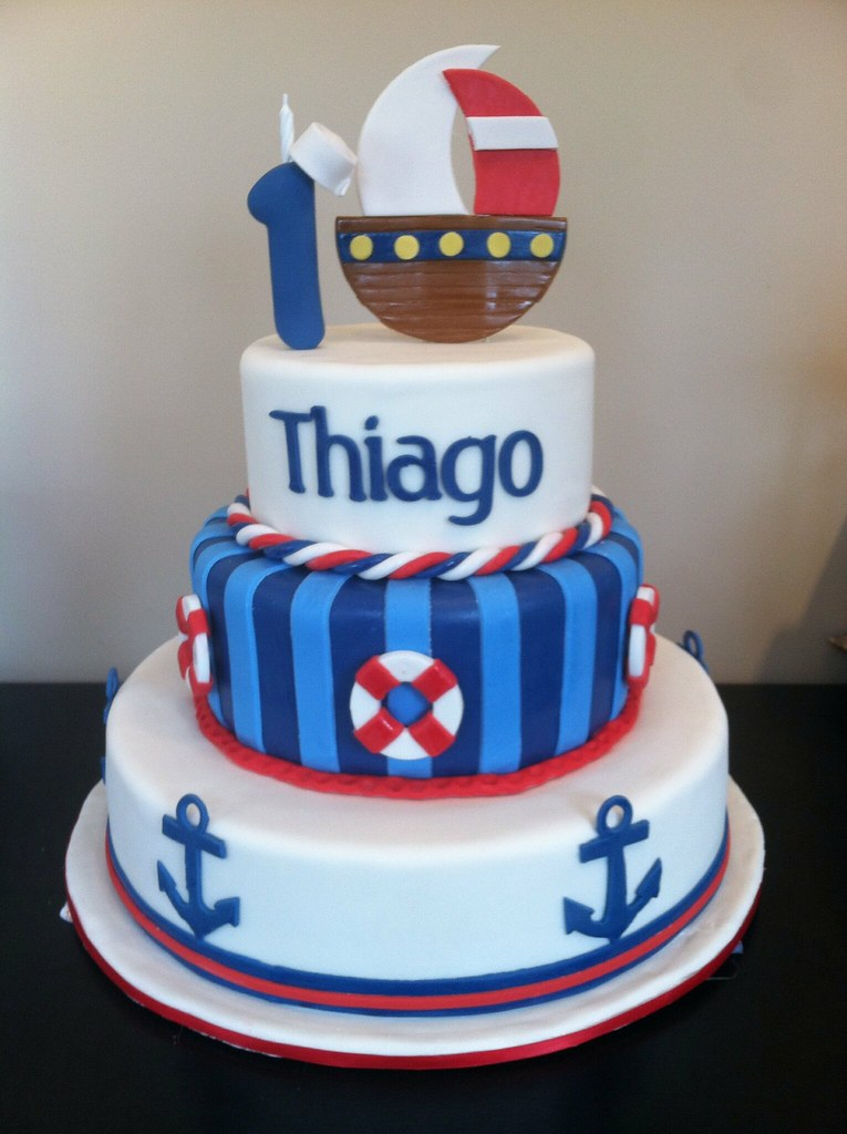 Sailor cake, Sailors and Cake on Pinterest