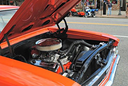 Adirondack Nationals Car Show
