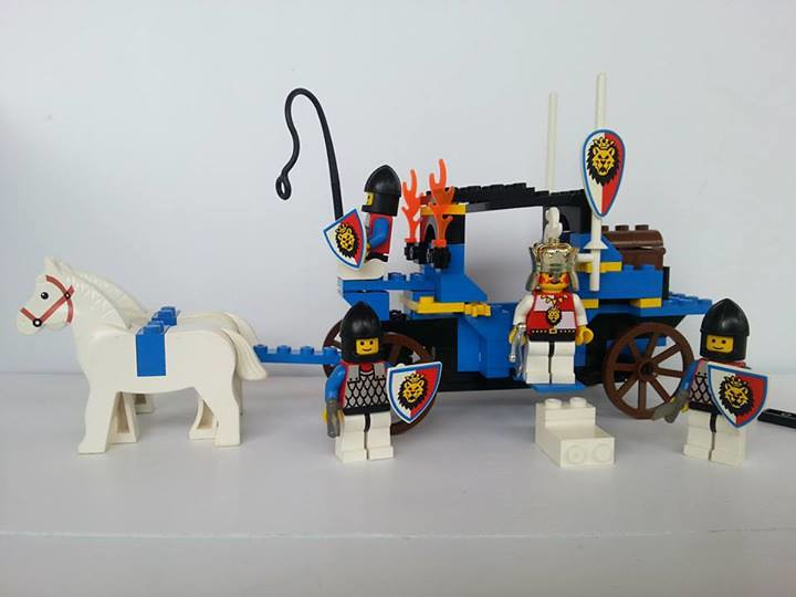 ... LEGO 6044 KiNG's CARRiAGE   by TRi KOLOR