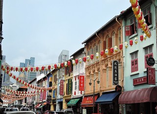 Singapore-Chinatown | by ustung