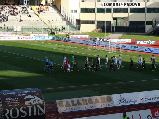 Padova - Santarcangelo 2-0