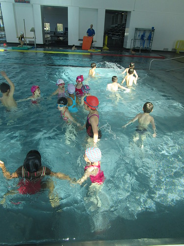CP 2 CE 1 A piscine
