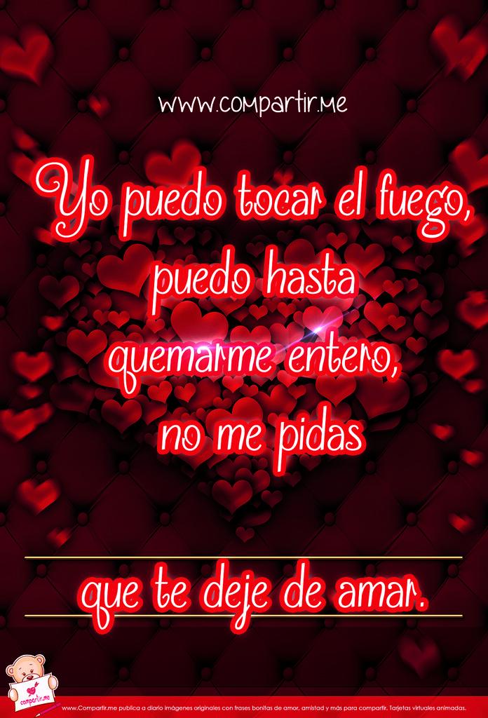 Frases De Amor Frases De Amar Con Imagenes Bonitas De Cor Flickr