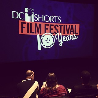 In the audience for DC Shorts at the Navy Memorial #dcshorts | by Joe in DC
