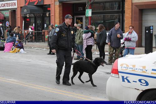 Police Dog Handler Salary Uk