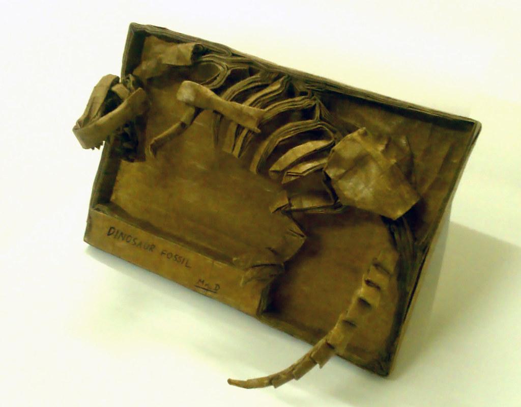 VOG2 Dinosaur Skeleton By Nguyen Minh Duc