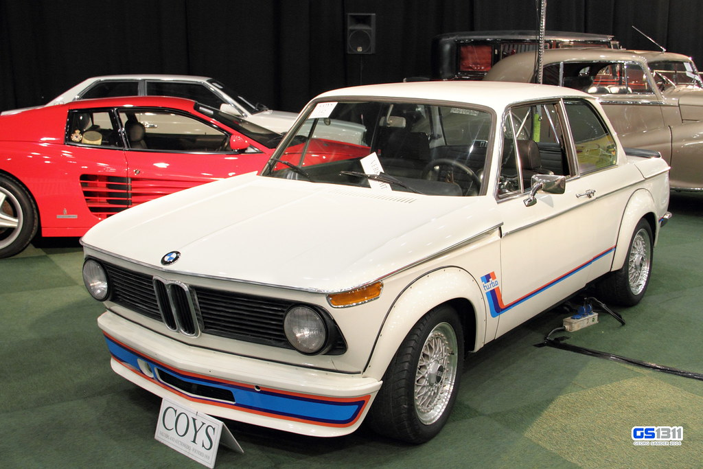 1973 1974 Bmw 2002 Turbo The Bmw 2002 Turbo Was Launched Flickr