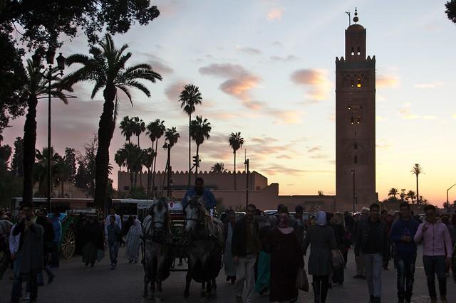 030 - Mezquita de la Koutubia