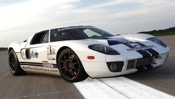 Ford Gt Bad V Mph By Cool Rides Online