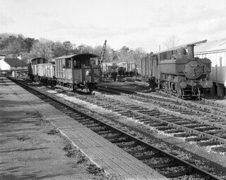 Aberayron Station, 13 Nov 1963 | by Ian D Nolan
