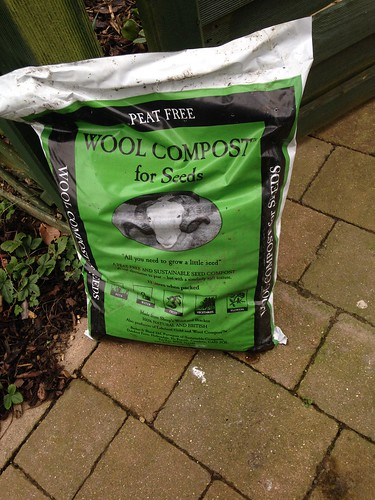 Dalefoot peat-free potting compost