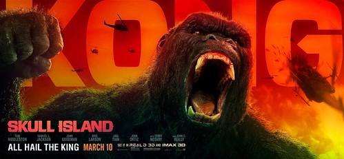 Kong - Skull Island - Poster 6