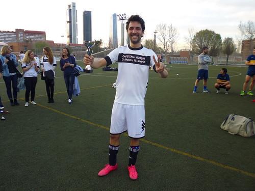 Carlos Nuño Pichichi del Torneo