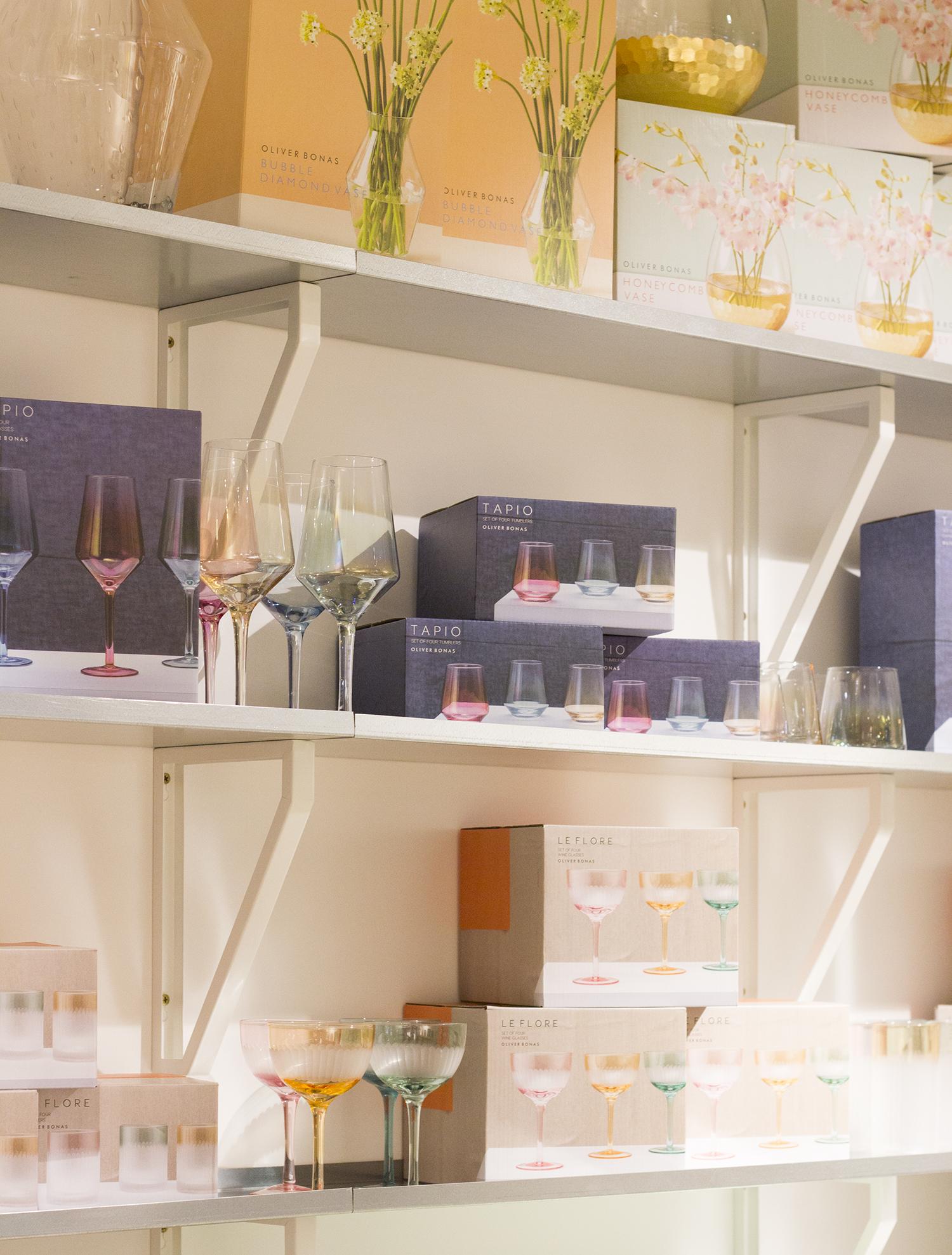 Oliver Bonas Manchester - Glassware